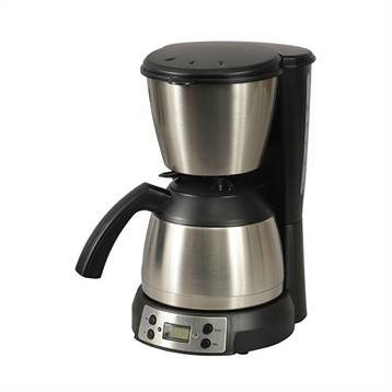 Kitchen Chef Professional Cafetière filtre isotherme 10-12 tasses 800 W KSMD250TBT Kitchen Chef Professional
