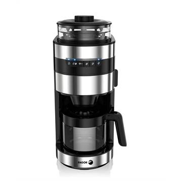 Fagor Cafetière filtre avec broyeur 820 W FG201 Fagor