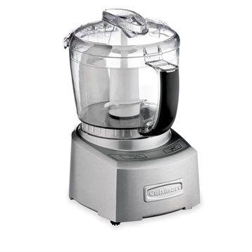 Cuisinart Robot mini-préparateur Elite gris 0,95 L 250 W CH4DCE Cuisinart