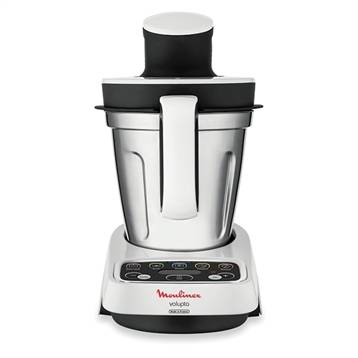 Moulinex Robot cuiseur 3L Volupta blanc HF404110