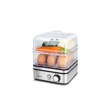 Caso Cuiseur vapeur - Cuiseur à œufs 400 W 2772 Caso