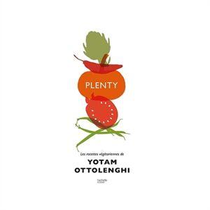 Hachette pratique Livre Plenty Les recettes végétariennes de Yotam Ottolenghi Hachette pratique - Publicité