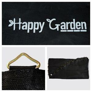 Happy Garden Tapis de saut pour trampoline Ø245cm CANBERRA - Publicité