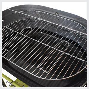 Cook'in Garden - Barbecue au charbon de bois CLASSY - Publicité