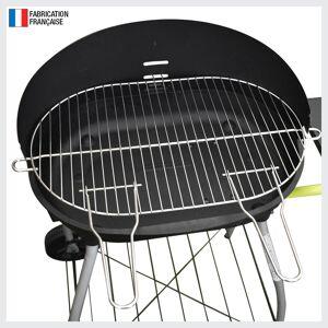 Cook'in Garden - Barbecue au charbon de bois ISY FONTE 1 - Publicité