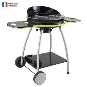Cook'in Garden - Barbecue au charbon de bois ISY FONTE 3 - Publicité