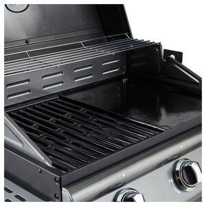 Cook'in Garden - Barbecue au gaz FIESTA 3 - 3 brûleurs avec thermomètre 10,5kW