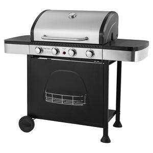 Happy Garden Barbecue au gaz HOUSTON - 4 brûleurs avec thermomètre - Publicité