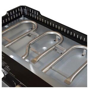 Cook'in Garden - Plancha au gaz FINESTA 3B - 3 brûleurs 7,05kW - Publicité