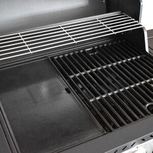 Cook'in Garden - Barbecue au gaz FIDGI 3 avec thermomètre - 3 brûleurs + réchaud 11,5kW - Publicité