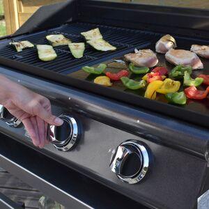 COOK'IN GARDEN Barbecue gaz mixte LAS PALMAS - Publicité