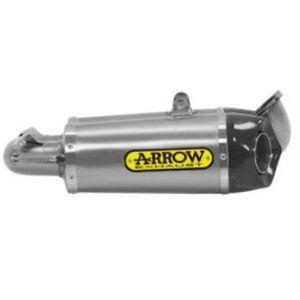 Arrow 71836PK - Silencieux Arrow Works Titane FC E3 Ducati Panigale 899/1199 - Publicité