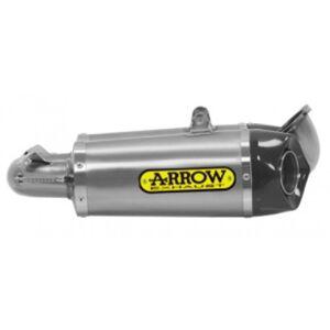 Arrow 71839PK - Silencieux Echappement Arrow Works Titane Ducati 1299 Panigale 15/16 - Publicité