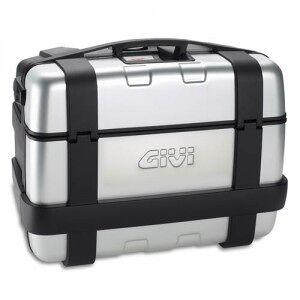 Givi TRK46N - Givi Top case/valise Monokey Trekker 46lt - Publicité