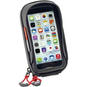 Givi S956B - Givi Porte smartphone universel - Publicité