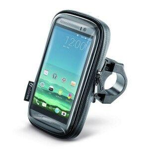 """Cellularline SMSMART52 - Cellularline Support Universel Smartphone Pour Vélo Et Moto 5.2"""""""