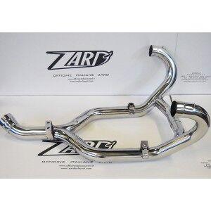 Zard ZBMW516SCR - Collecteurs Échappement Zard Acier Inoxydable BMW R 1200 GS (10-12) - Publicité