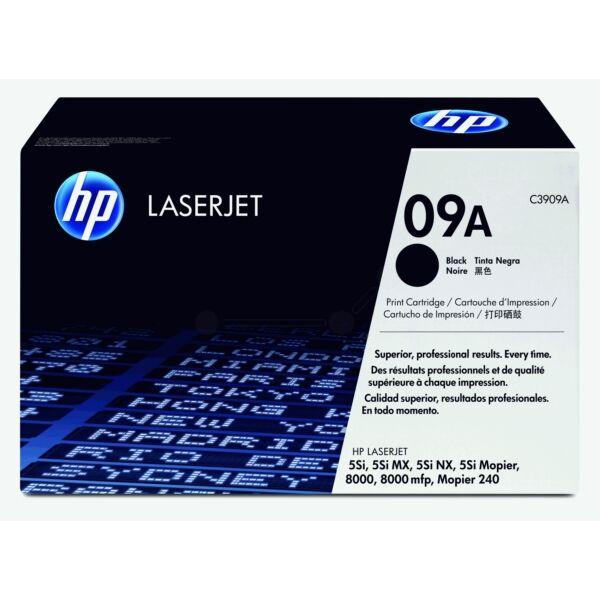 HP D'origine IBM Network Printer NP 24 PS toner (HP 09A / C 3909 A) noir, 15 000 pages, 0,7 centimes par page