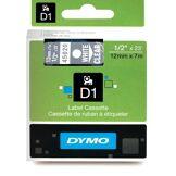 Dymo D'origine Dymo S0720600 / 45020 étiquettes multicolor 12mm x 7m - remplace Dymo S0720600 / 45020 labels