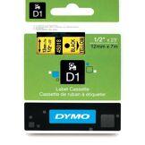 Dymo D'origine Dymo Labelmanager 400 étiquettes (Dymo S0720580 / 45018) multicolor 12mm x 7m - remplace labels S0720580 / 45018 pour Dymo Labelmanager400