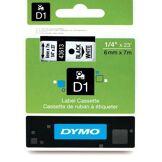 Dymo D'origine Dymo Labelmanager 160 étiquettes (Dymo S0720780 / 43613) multicolor 6mm x 7m - remplace labels S0720780 / 43613 pour Dymo Labelmanager160