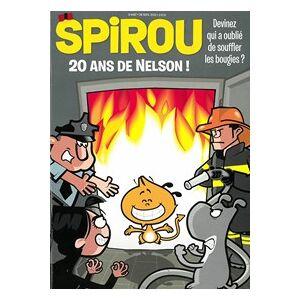ART Le Journal de Spirou - Abonnement 12 mois - Publicité