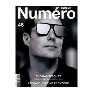 Numéro Homme - Abonnement 12 mois - Publicité