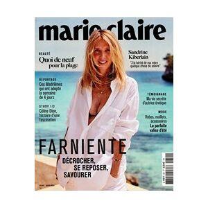 Marie Claire - Abonnement 12 mois - Publicité