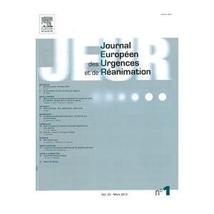 Journal Européen des Urgences - Abonnement 12 mois - Publicité