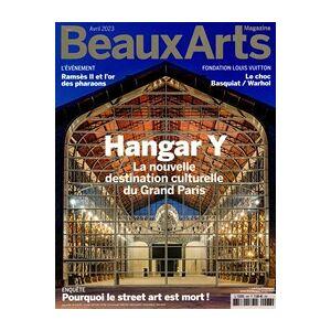 ART Beaux Arts - Abonnement 12 mois - Publicité