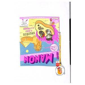 Manon - Abonnement 12 mois - Publicité