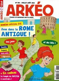 ART Arkeo Junior - Abonnement 12 mois