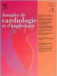 Annales de Cardiologie et d'Angéiologie - Abonnement 12 mois