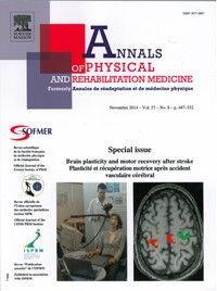 Annals of Physical and Rehabilitation Medicine  - Abonnement 12 mois