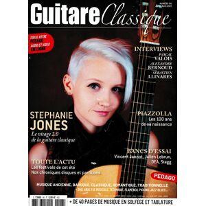 Guitare Classique - Publicité
