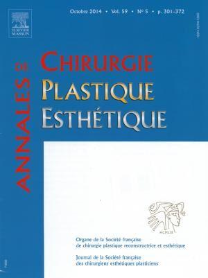 Annales de chirurgie plastique esthétique