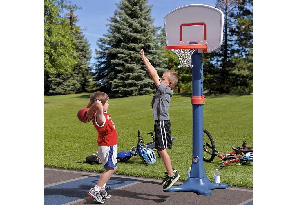 Step2 Panier de Basket Réglable pour Enfants 183 cm