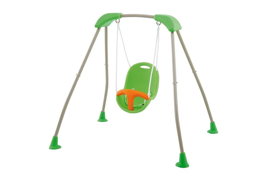 Trigano Portique balançoire acier Baby'K pliable 1,24m