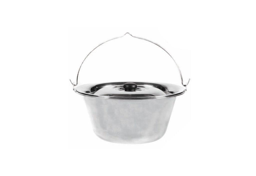 Cookking Cocotte en Acier Inoxydable - 10 ou 14 L