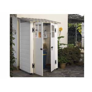 Garofalo Abri de Jardin Mural en PVC Evo 100 Beige (82x122cm) - Publicité