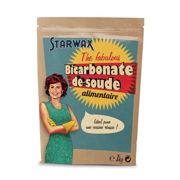 STARWAX Bicarbonate de soude alimentaire Starwax The Fabulous