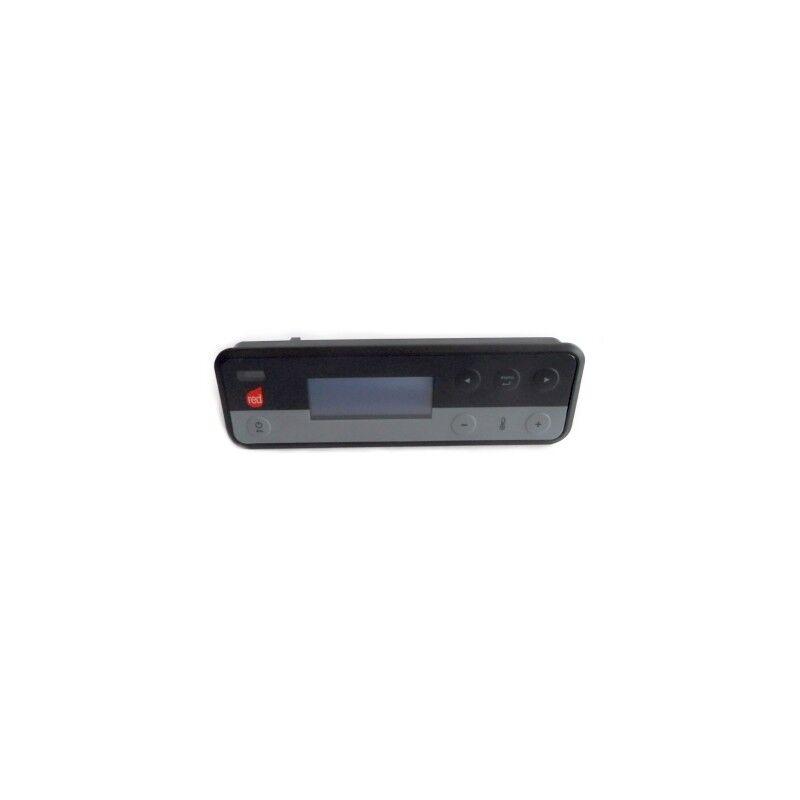 MCZ Panneau de commande + câble Flat pour poêles à granulés RED