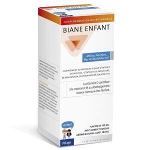Pileje Biane Enfant Mélisse & Passiflore - Flacon de 150ml - Publicité