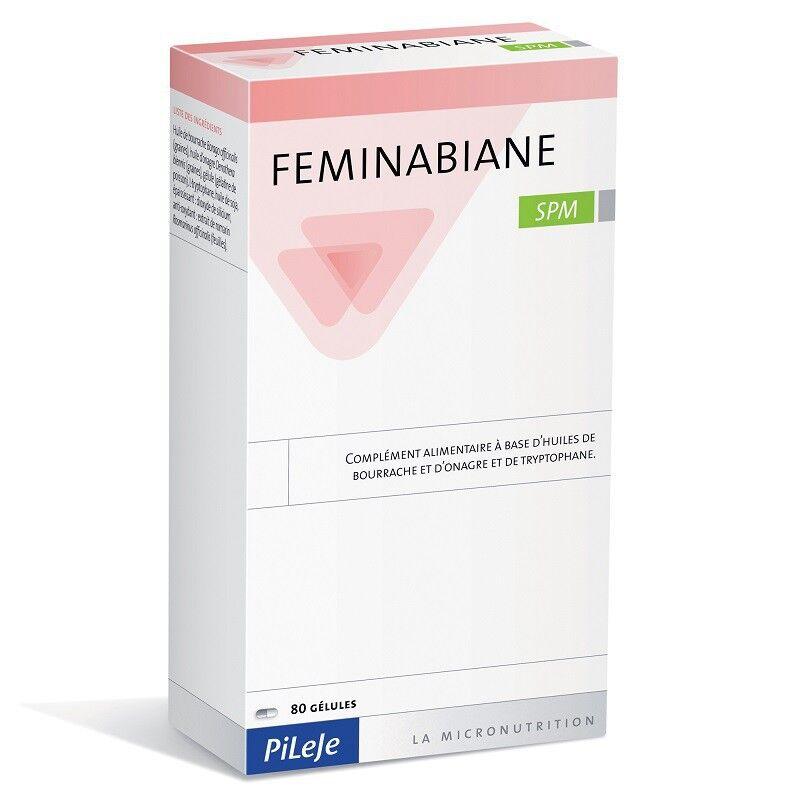 Pileje Feminabiane SPM - 80 gélules