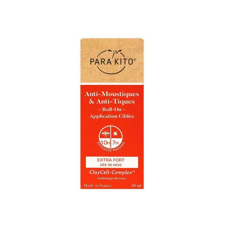 Parakito Spray anti-moustiques / anti-tiques 75ml
