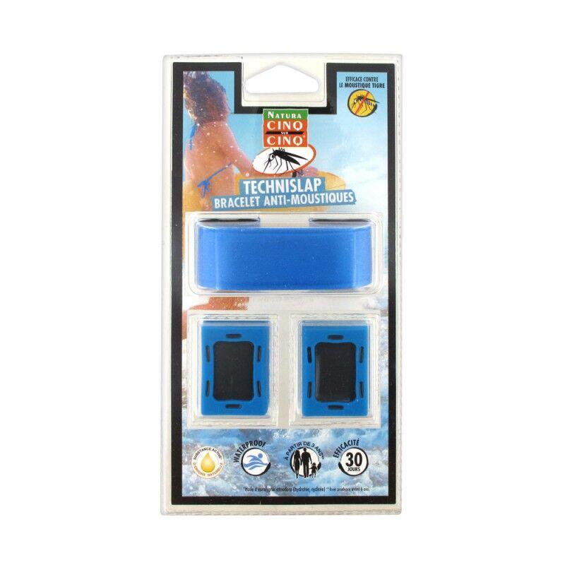 Bausch + Lomb Cinq sur Cinq Bracelet anti-moustiques + 2 recharges