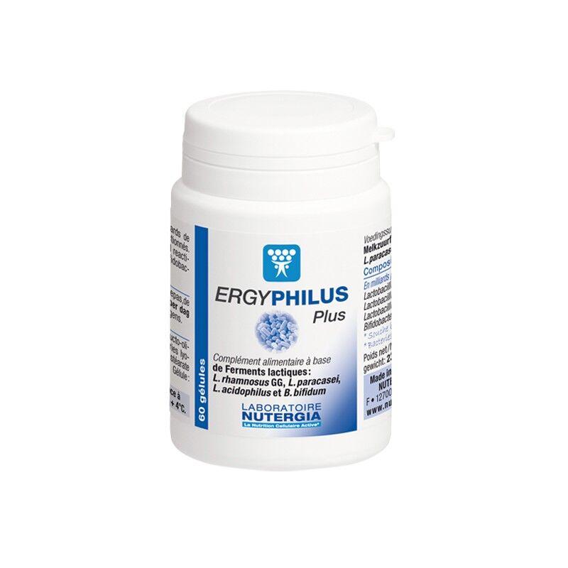 Nutergia Ergyphilus Plus - 60 gélules