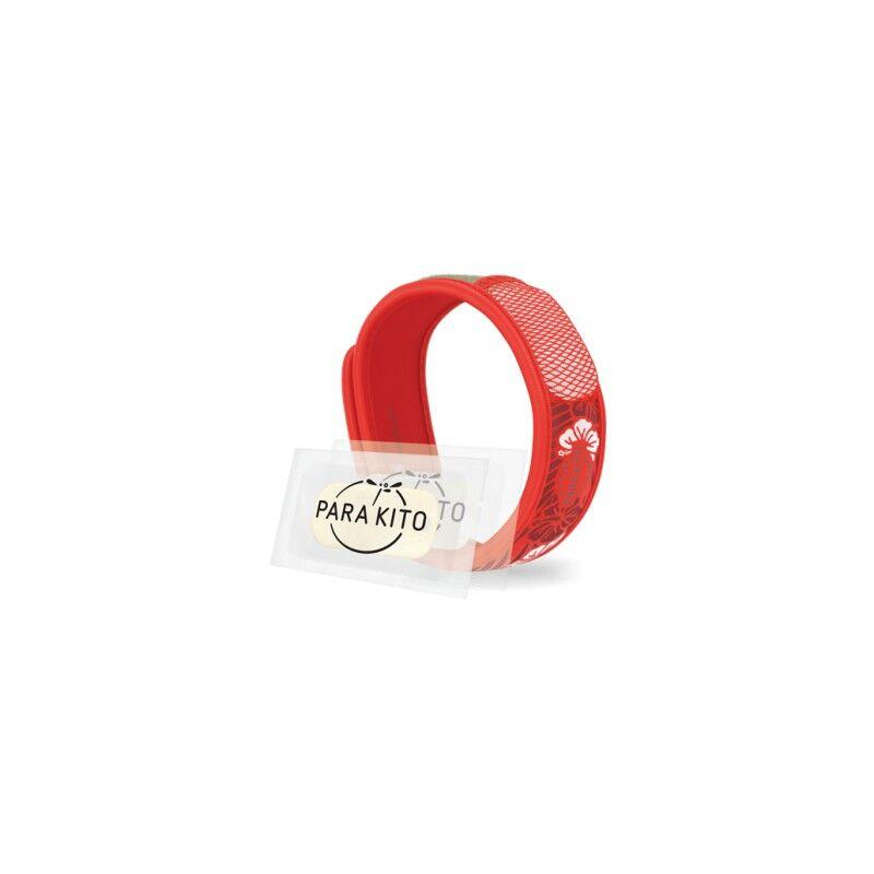 Parakito Bracelet graffic rouge