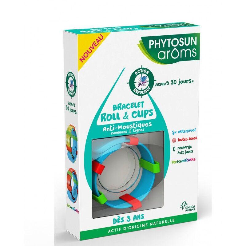 Phytosunarôms Phytosun aroms Bracelet anti moustiques enfant