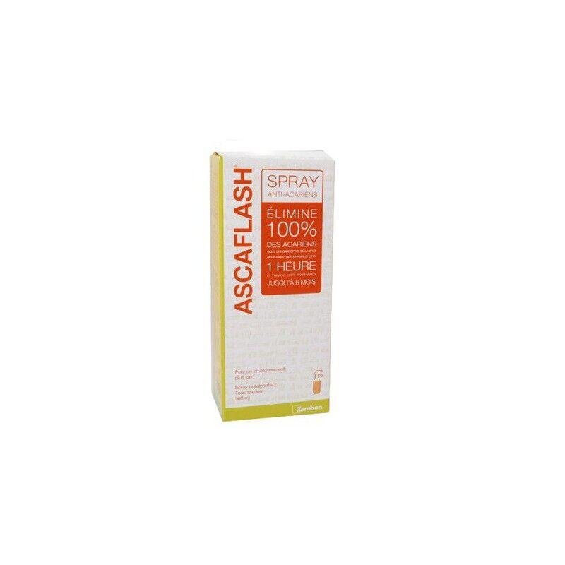 Zambon Ascaflash Spray Anti Acariens 500ml